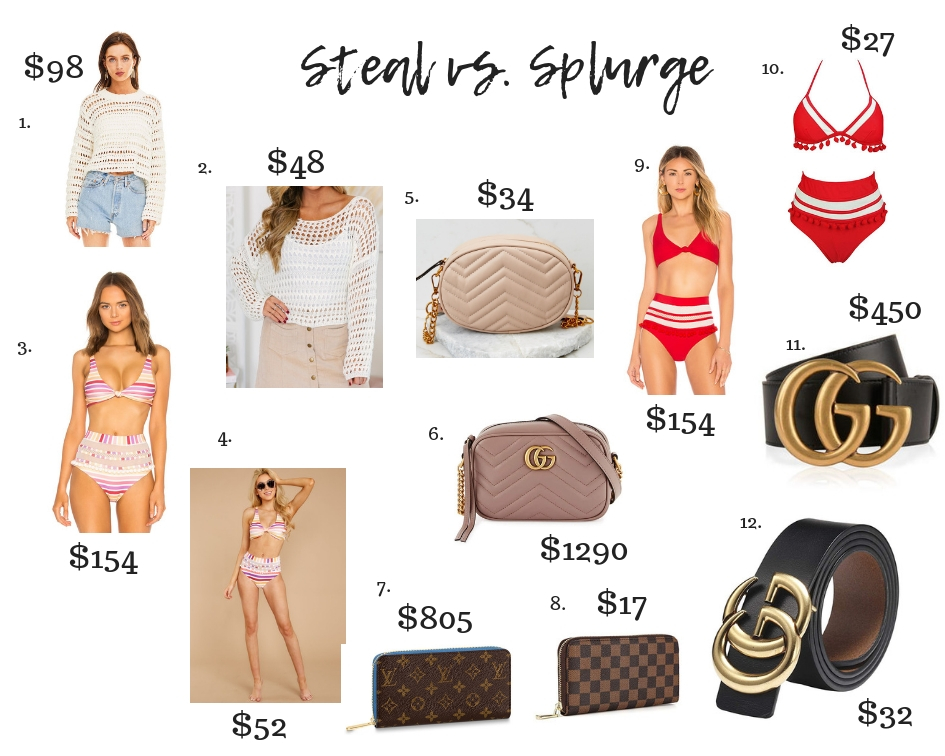 ecbaadf8523 Splurge vs. Steal
